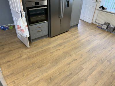 Kitchen Tiles Amp New Flooring Area Maintenance